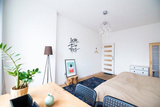lichte slaapkamer